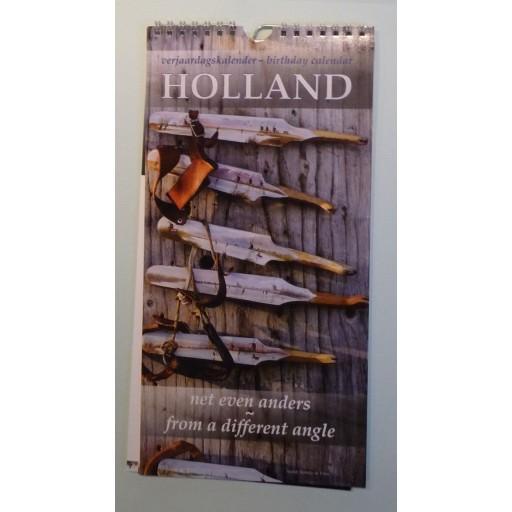 Verjaardagskalender Sfeerfoto's Nederland