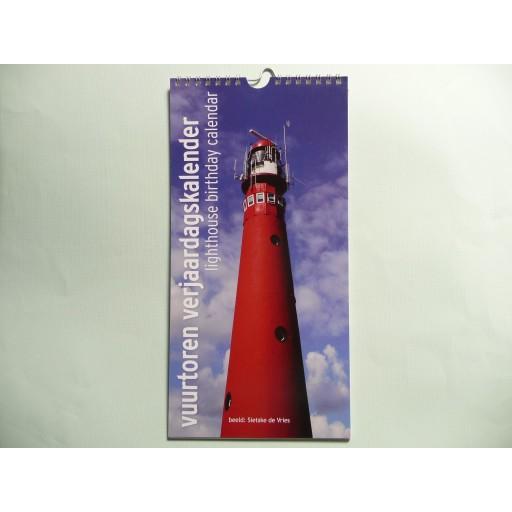 Verjaardagskalender Vuurtorens Nederland