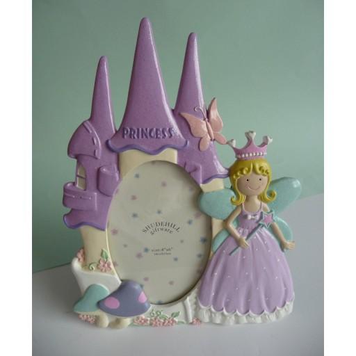 3D Fotolijst Prinses Lila